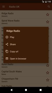 Radio England screenshot 2