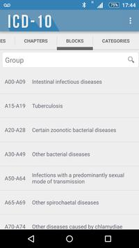 ICD-10: Codes of Diseases screenshot 6
