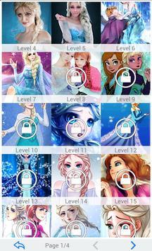 T-Puzzle: Frozen Princess poster