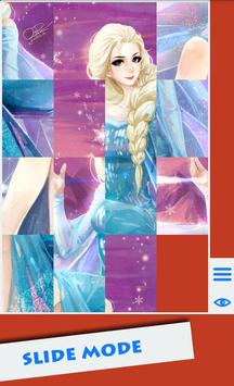 T-Puzzle: Frozen Princess apk screenshot