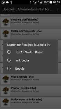 Ethiopia Tree Species Finder screenshot 4