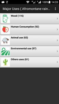 Ethiopia Tree Species Finder screenshot 1