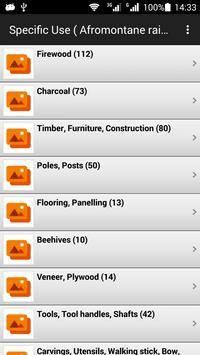 Kenya Tree Species Finder screenshot 2