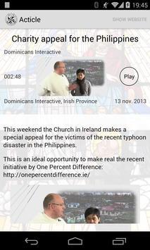 Dominicans apk screenshot