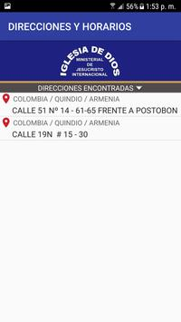 Direcciones IDMJI screenshot 4