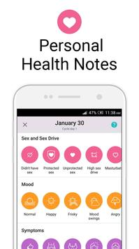 Period Tracker Flo, Pregnancy & Ovulation Calendar apk screenshot