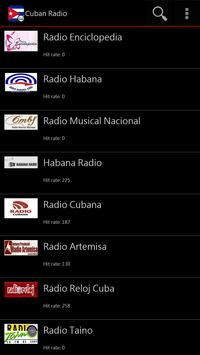 Cuban Radio poster