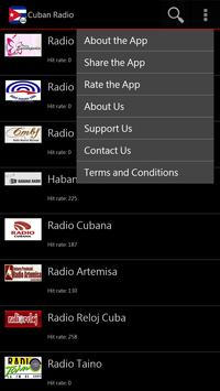 Cuban Radio screenshot 1