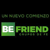 BE FRIEND Grupos de Fe icon