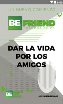 BE FRIEND Grupos de Fe screenshot 1