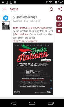 Ignatius Chicago Wolfpack apk screenshot