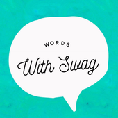 Words with Swag icon