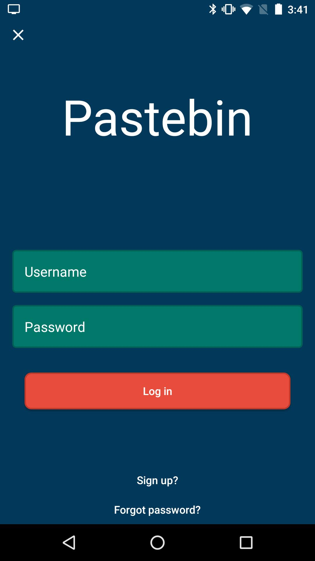 Pastebin for Android - APK Download