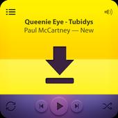 iMusic Tubidys Mp3 Player icon
