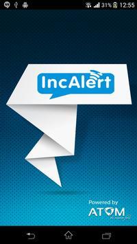 IncAlert - Corp Renewal Alert poster