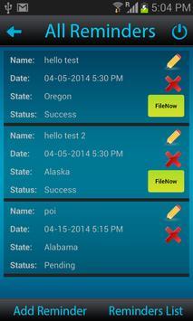IncAlert - Corp Renewal Alert screenshot 4