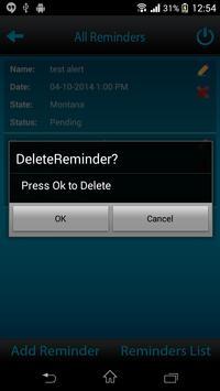 IncAlert - Corp Renewal Alert screenshot 6