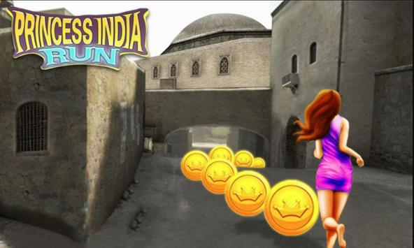 Fast Subway Surf: Rush Hours 2018 india Princess screenshot 4