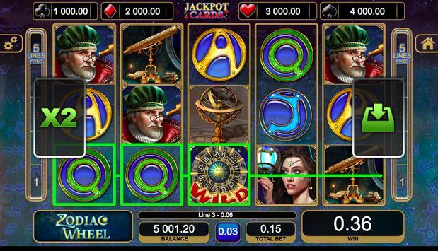 Zodiac Wheel screenshot 4