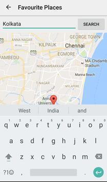 LocationFinder screenshot 2
