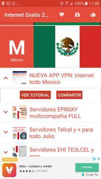 internet gratis 2017 screenshot 6