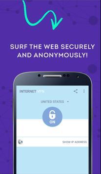 Internet VPN screenshot 2