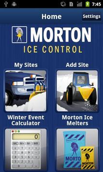 Morton Salt Pro poster