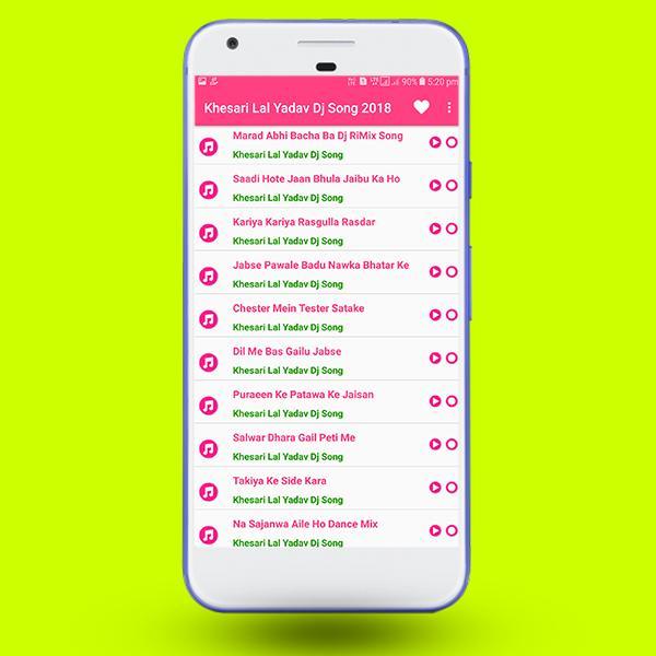 Khesari Lal Yadav Dj Song 2018 for Android - APK Download