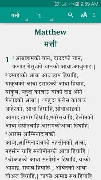 Dhimal Bible poster