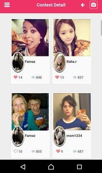 Selfie Contest screenshot 3