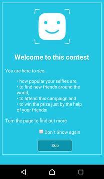 Selfie Contest screenshot 4