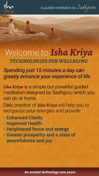 Learn meditation: isha kriya guided meditation by sadhguru youtube.