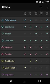 Loop - Habit Tracker apk screenshot