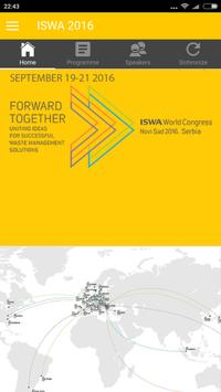 ISWA 2016 poster
