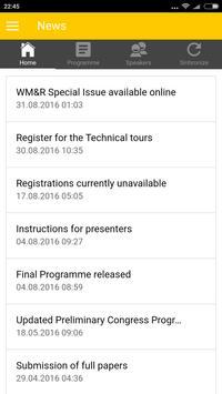 ISWA 2016 apk screenshot
