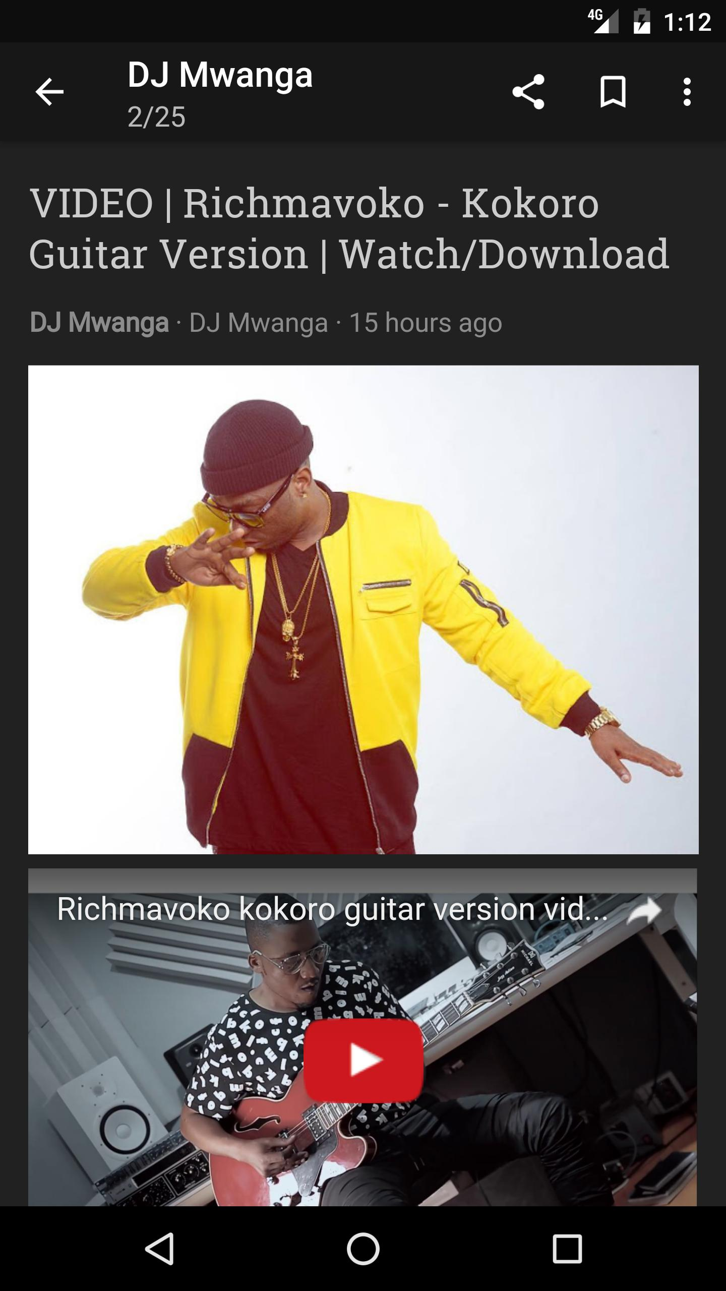 By Photo Congress || Rayvanny New Song 2018 Dj Mwanga