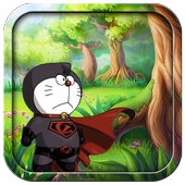 Super Doraemon Jungl Adventure icon