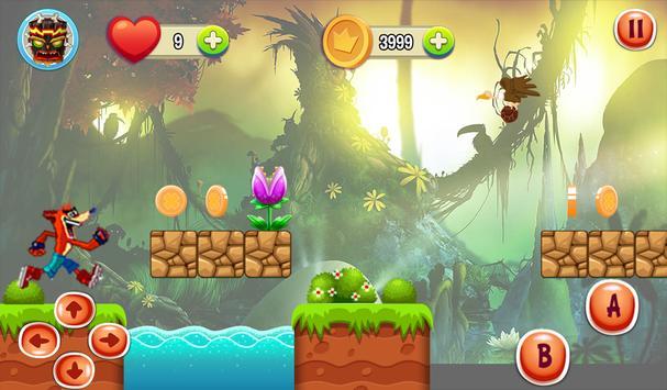 Jungle Bandicoot screenshot 3