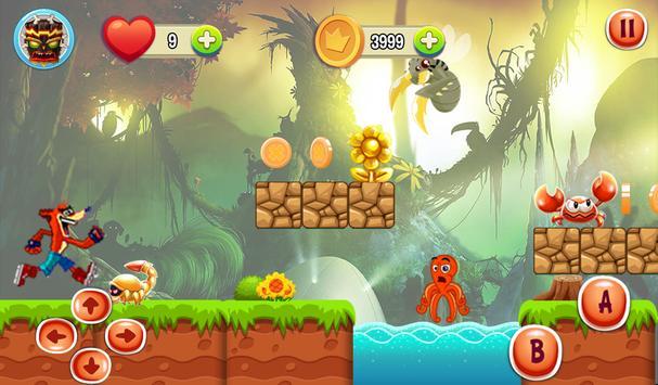 Jungle Bandicoot screenshot 4