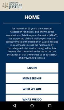 AAJ Mobile App poster