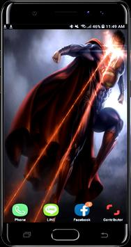 Justice Super League Wallpaper 4K screenshot 4