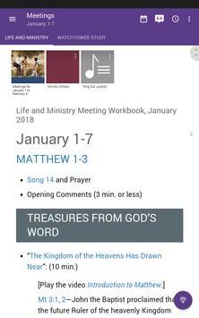 JW Library apk screenshot