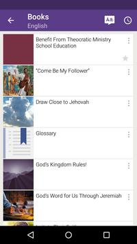JW Library apk screenshot