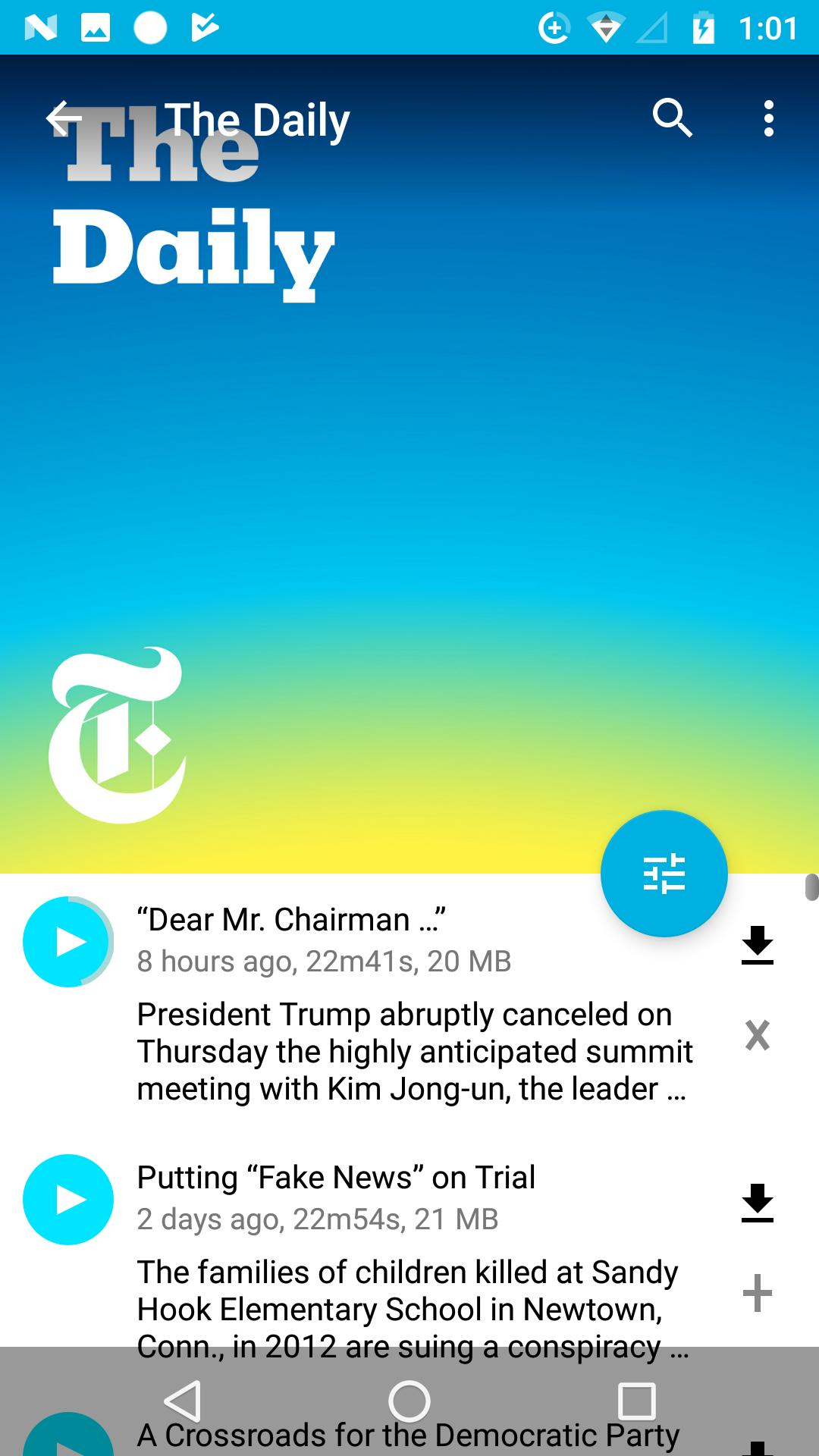 The Daily Podcast (TDPCast) for Android - APK Download