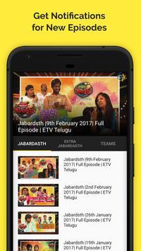 Updates for Jabardasth poster