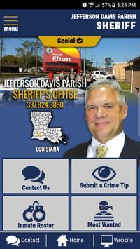 Jefferson Davis Parish LA Sheriffs Office for Android - APK
