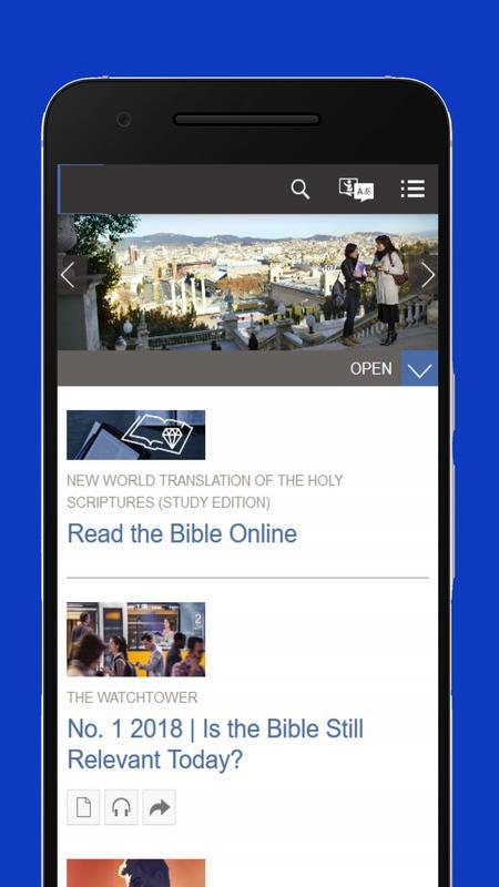 jw org bible online