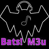 Bats! M3u icon