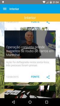 AlagoasNews apk screenshot