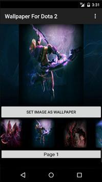 Wallpaper For Dota 2 apk screenshot